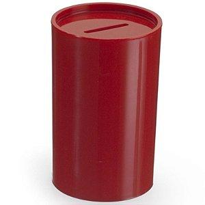 MINI COFRINHO VERMELHO - 01 UNIDADE - OLD PLAST
