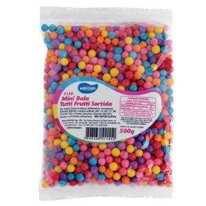 MINI BALA SORTIDA - 500G - HORIZON