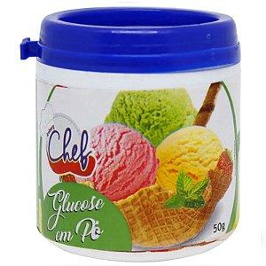 GLUCOSE EM PÓ  - 50G -  ICEBERG