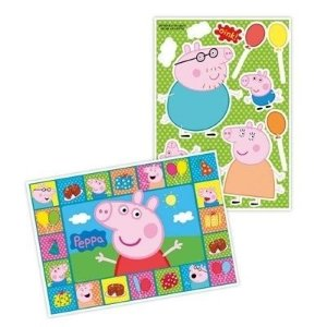 Kit Painel Decorativo Peppa Pig Regina Festas