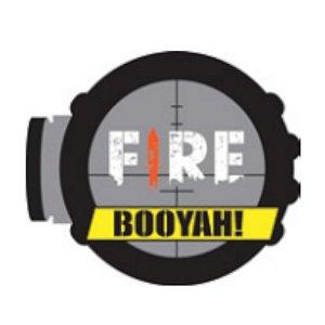 MINI PAINEL EM EVA  FESTA FREE FIRE - BOOYAH! - 01 UNIDADE - GRINTOY