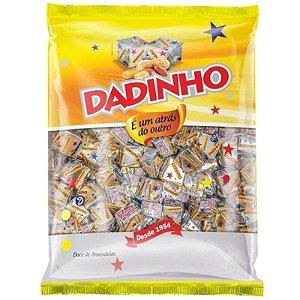 BALA DADINHO TRADICIONAL - 600G - 1 PACOTE -  DADINHO