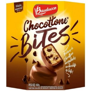 CHOCOTTONE BAUDUCCO BITES 107G - BAUDUCCO