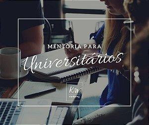 Mentoring para universitários - Modalidade Online