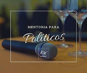 Mentoring para políticos - Modalidade Online
