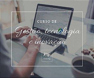 Curso de gestão, tecnologia e inovação - Modalidade Online