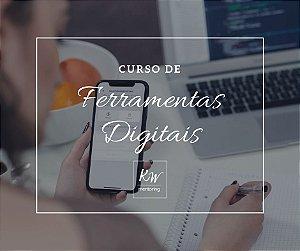 Curso de ferramentas digitais - Modalidade Presencial