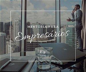Mentoring para empresários - Modalidade Presencial