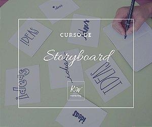 Curso de Storyboard - Modalidade Presencial