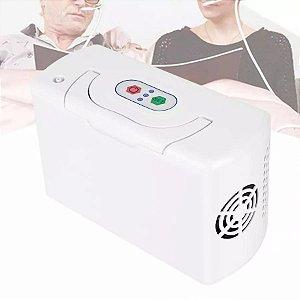 Concentrador de Oxigênio Portátil a bateria