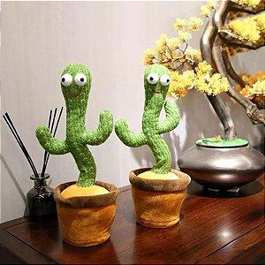 Cactus Dançante eletrônico
