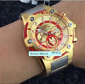 8ffc25af55e Relógio Invicta Marvel - Lançamento 2018