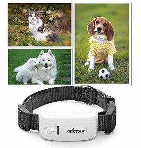 Coleira Rastreadora GPS - cães & gatos