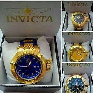 Relógios Invicta - Super Promoção - Melhor Preço/Aproveite