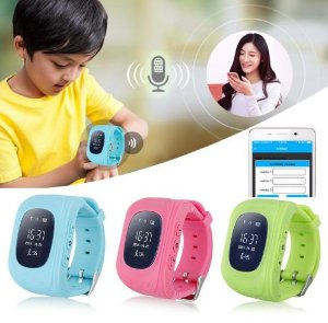 Relógio Rastreador GPS - Para criança com botão SOS