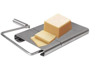 Cortador fatiador de queijo / Corte a fio