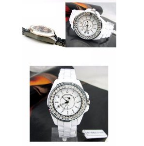 Relógio Sinobi Diamante Luxo