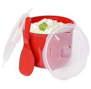 Panela de arroz de microondas 2.6L