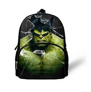Mochila infantil incrível Hulk