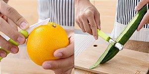 Descascador de frutas Multiuso