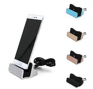 Carregador de mesa USB Universal Tipo C