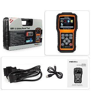 Scanner Automotivo Foxwell NT630 Pro / Reseta ABS AirBag  / OBD2 Super Rápido