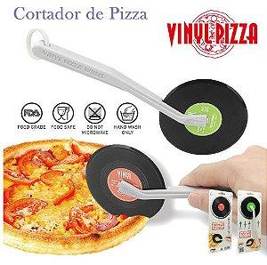 Cortador de pizza Disco Vinil