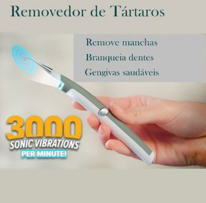 Removedor de Tártaro Portátil Teeth-Touch Led