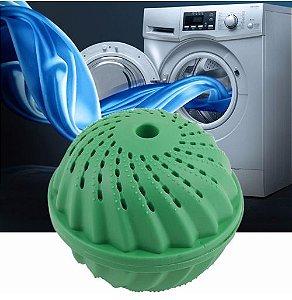 Bolas Mágicas Lava Roupas Eco Ball Até 1500 Lavagens