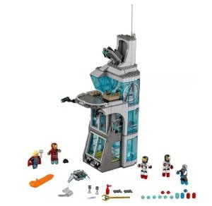Blocos de Montar Torre Vingadores Stark - Era de Ultron compatível lego