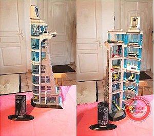 Blocos de Montar Torre Vingadores Guerra Infinita - Compatível Lego