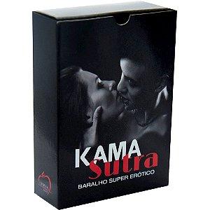 Kama Sutra Super Erótico Mini Baralho 54 cartas