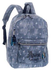 Mochila De Costas Alice In Wonderland - 8221 Backpack Pacific