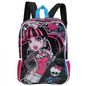 Mochila Escolar G Monster High 15M Sestini 63471