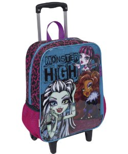 Mochilete Grande Monster High 16M 063900-00