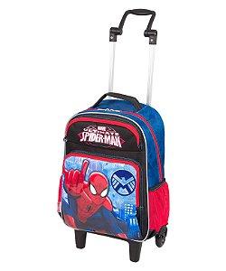 Mochilete Média Spider-Man 16Y01 Simples 064221-00