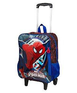 Mochilete Grande Spider-Man 17M 064484-00