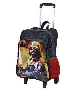 Mochilete c/ bolso G Star Wars 18M Plus COLORIDO 65088-00