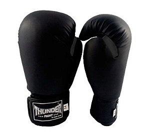 LUVA DE BOXE THUNDER FIGHT 14 OZ PU-INJETADA