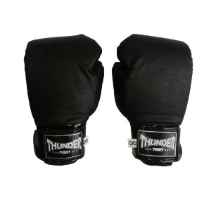 LUVA DE BOXE THUNDER FIGHT 08 OZ  (PU)