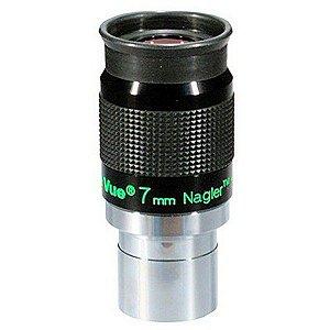 Ocular 1,25 Pol Tele Vue Nagler 7mm Type 6 P/ Telescópio