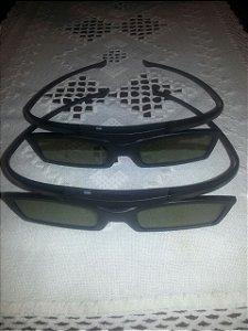 Kit Com 2 Óculos 3d Samsung Ssg-5100gb