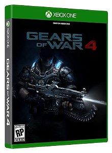 Jogo Gears Of Wars 4 - Xbox One