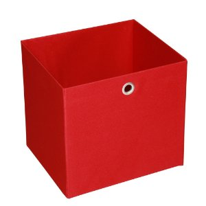 Caixa Dobrável Organizadora Winny Vermelho
