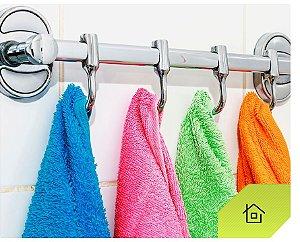 Instalação KIT Banheiro - Acessórios
