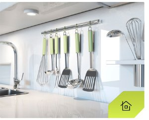 Instalação KIT Cozinha - Acessórios