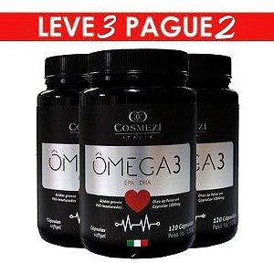 Tratto Saúde - Ômega 3 EPA DHA  - 3 Produtos