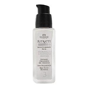 Hidratante Facial Ritratti  - Nutrição Máxima 30g