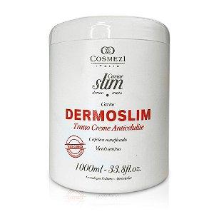 Redutor de Celulite Gordura Caviar DermoSlim 1000ml Cosmezi