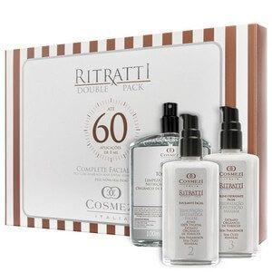 Kit Ritratti 60 - Tratamento Para Manchas - 03 Produtos (Tônico/Esfoliante/Hidratante)